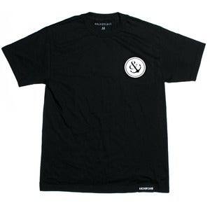 Image of Black Mini Logo T-Shirt
