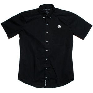 Image of Black Oxford (Short Sleeve)