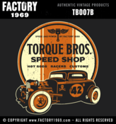 Image of Torque Brothers '32 Coupe - TB007B
