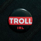 Image of TROLL in real life button
