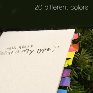 Image of 601Street Color-It Notes
