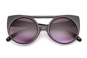 Image of Mc Catty Round Sunglasses