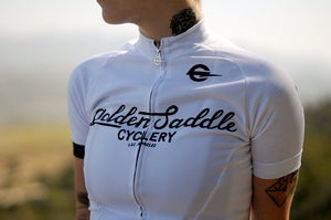 Image of Women's White Jersey