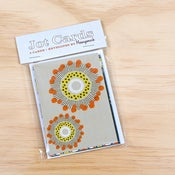 Image of Organic Elements Jot Cards
