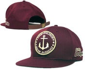 "Image of NEW! Pink Dolphins ""Ocean Academy"" Snapback Hat Collection"
