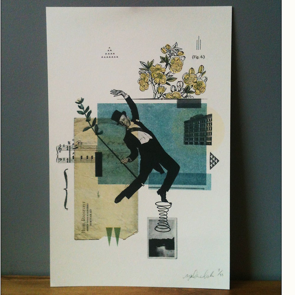 Image of Fred Astaire Limited Edition Print
