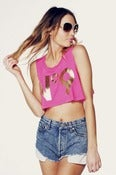 "Image of Wildfox ""No. 9"" Cropped Tank"