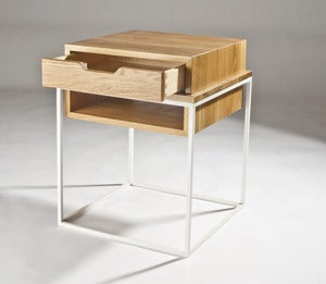 Image of Cube Side Table