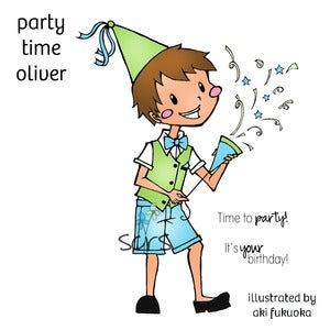 Image of Party Time Oliver