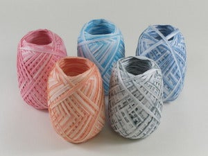 Image of Ombre Raffia Ribbon