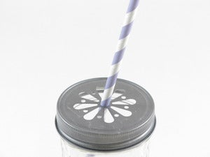 Image of Daisy Cut Mason Jar Lids