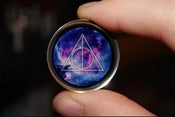 Image of Deathly Hallows Galaxy Plugs