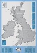 Image of UK SCRATCH MAP