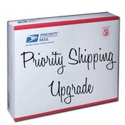 Image of USPS Priority Shipping Upgrade
