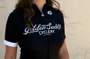 Image of Women's Black Jersey