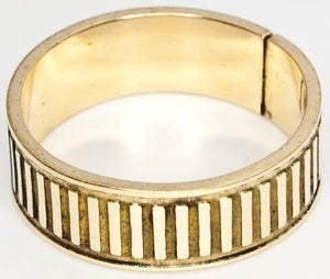 Image of Stonehenge - Brass Ring Band