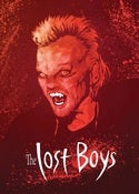 Image of The Lost Boys print by Domanic Li