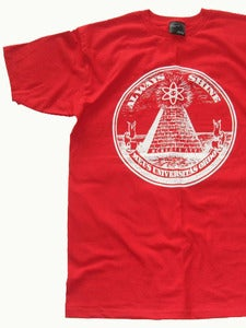 "Image of ""Shine"" Tee - Red"