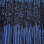 Image of Mia Cavaliero: Forest Series Blue