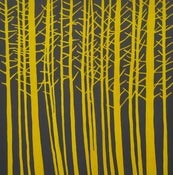 Image of Mia Cavaliero: Forest Series Yellow