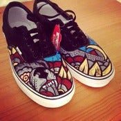Image of Limited  SLOTH Vans