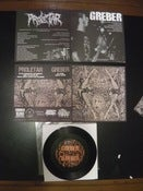 Image of Greber / Proletar Split 7""