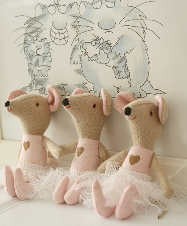 Image of Ballerina Mouse