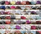 Image of Duvet Quilt Cover Bed Set Single Double King Super King Size