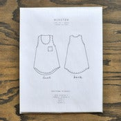 Image of Wiksten : Tank Sewing Pattern