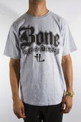 "Image of Bonethugs Logo ""Heather"" Tee"