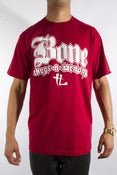 "Image of Bone Thugs Logo ""Red"" Tee"