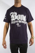 "Image of Bonethugs Logo ""Navy"" Tee"