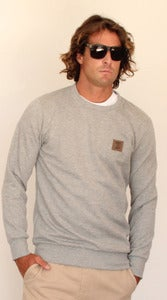 Image of SEN NO SEN sweat crew basic