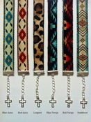 Image of Patchwork Apparel Bracelet