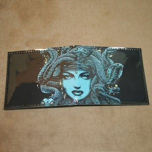 Image of Medusa wallet - restocked