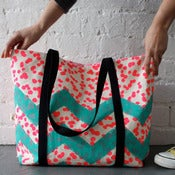Image of DOT ZAG TOTE