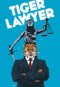 Image of Tiger Lawyer 13&quot; x 19&quot; Poster