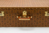 Image of MCM suitcase Cognac :: Vintage Bags/Travel