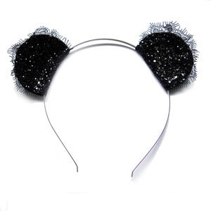 Image of Let's Get Grizzly - Glitter Bear Ears