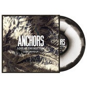 "Image of Anchors- ""Lost At The Bottom of The World"" (Black and White A Side/B Side Vinyl)"