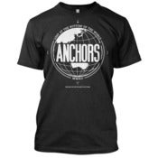 "Image of Anchors- ""Lost At The Bottom of The World"" (T-Shirt)"