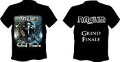 Image of NASUM - Grind Finale T-shirt