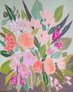 Image of 24x30 Flowers for Swain