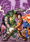 Image of Doctor Who meets Doctor Doom