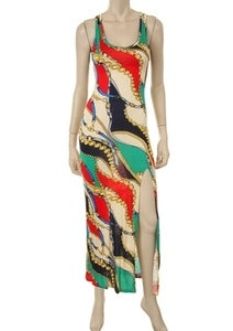 Image of Chain Maxi dress