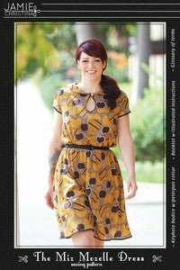 Image of Jamie Christina Miz Mozelle Dress Sewing Pattern