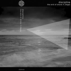 Image of Discipline - End of Drone 4 (dsr046) - October 2012 issue - limited edition cassette