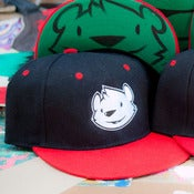 Image of Hand painted Awesome Academy snap backs SOLD OUT