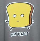 Image of Mr Toast Mens Shirt