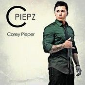 "Image of Corey Pieper: ""C-Piepz"" Album Hard Copy"